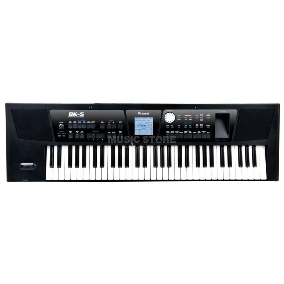 Roland BK-5 61-Note Arranger Keyboard | DV247 | en-GB