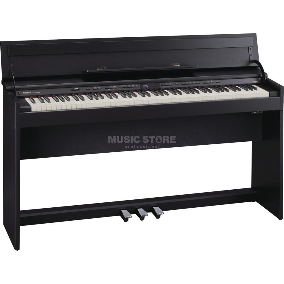 Roland DP 90e CB Digital Piano Black Product Image
