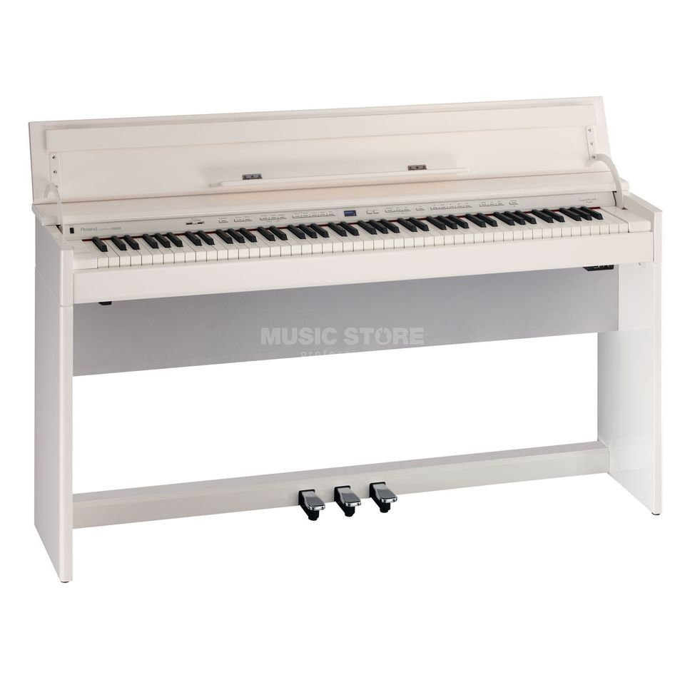 Roland DP 90Se PW Digital Piano Polished White Produktbild