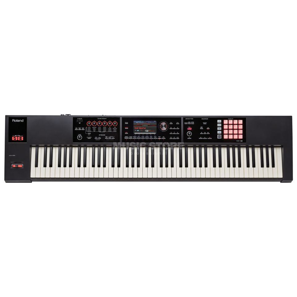 Roland FA-08 Synthesizer Workstation Produktbillede