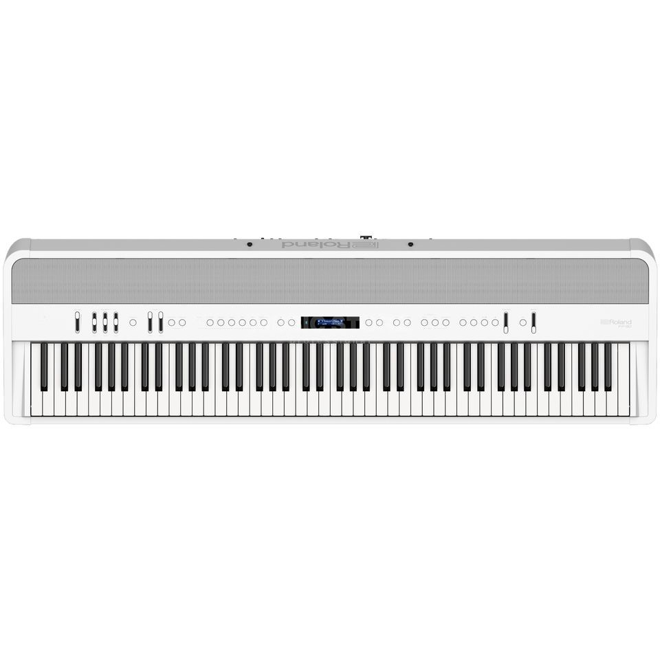 Roland FP-90 WH Stage Piano weiss Produktbillede