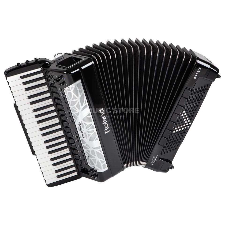 Roland FR-8x BK V-Piano-Accordion Black Produktbillede