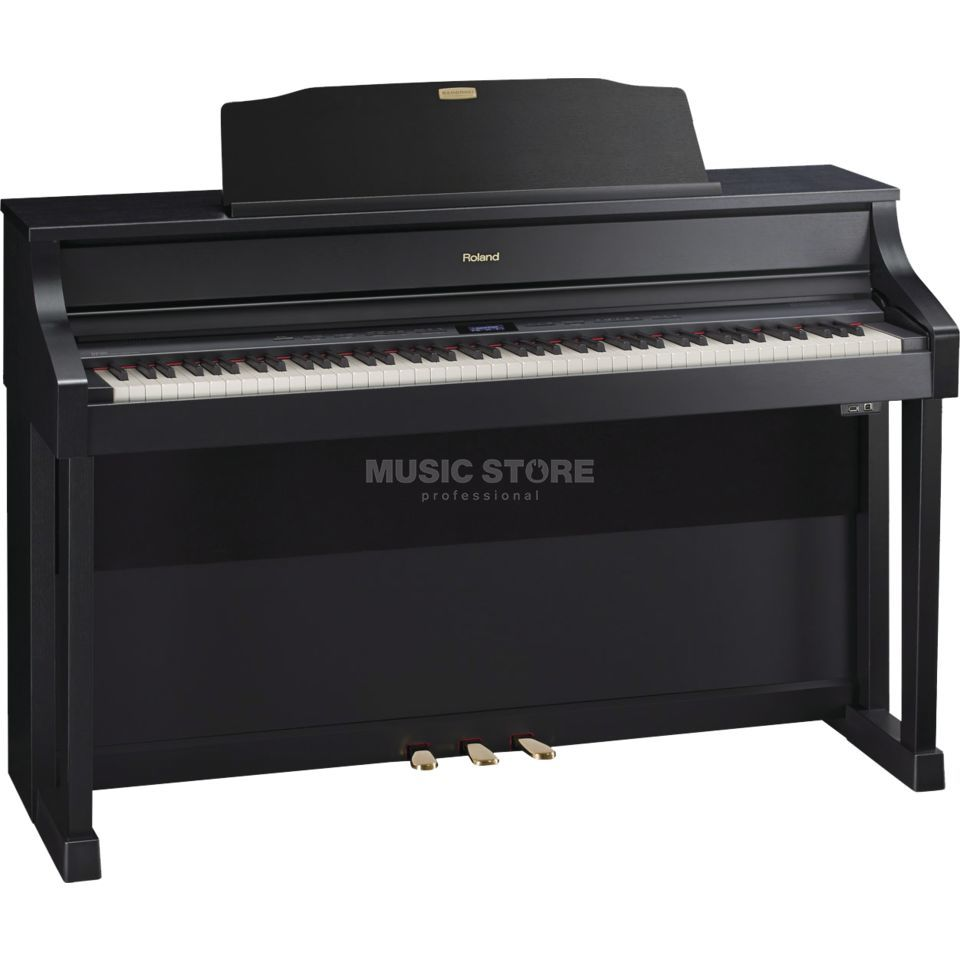 Roland HP 504 CB Digital Piano Black Product Image