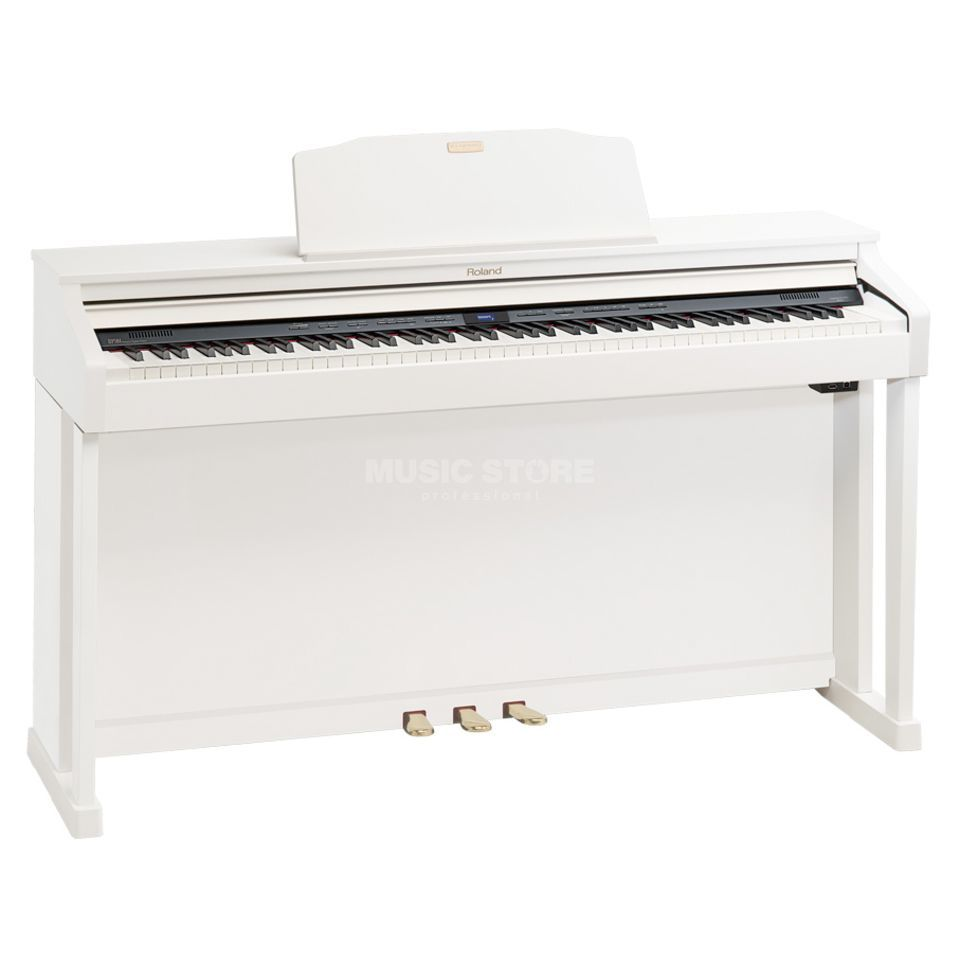 Roland HP 504 WH Digital Piano White Produktbillede