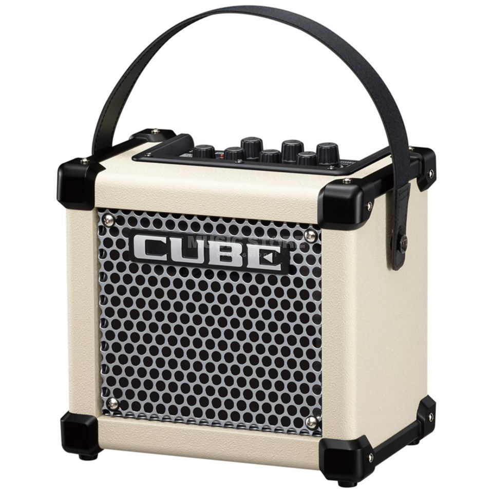 Roland Micro Cube GX Combo WH White Produktbillede