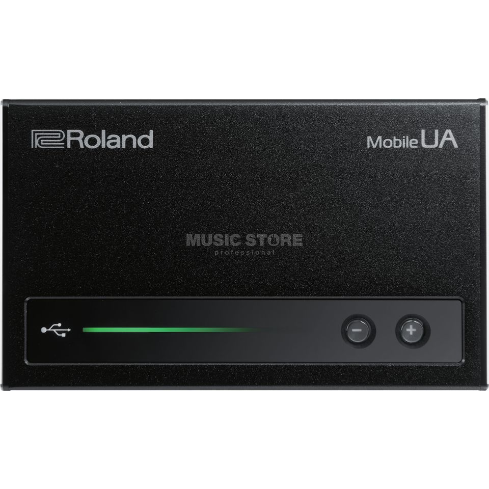 Roland Mobile UA USB Headphone Amplifier Produktbillede
