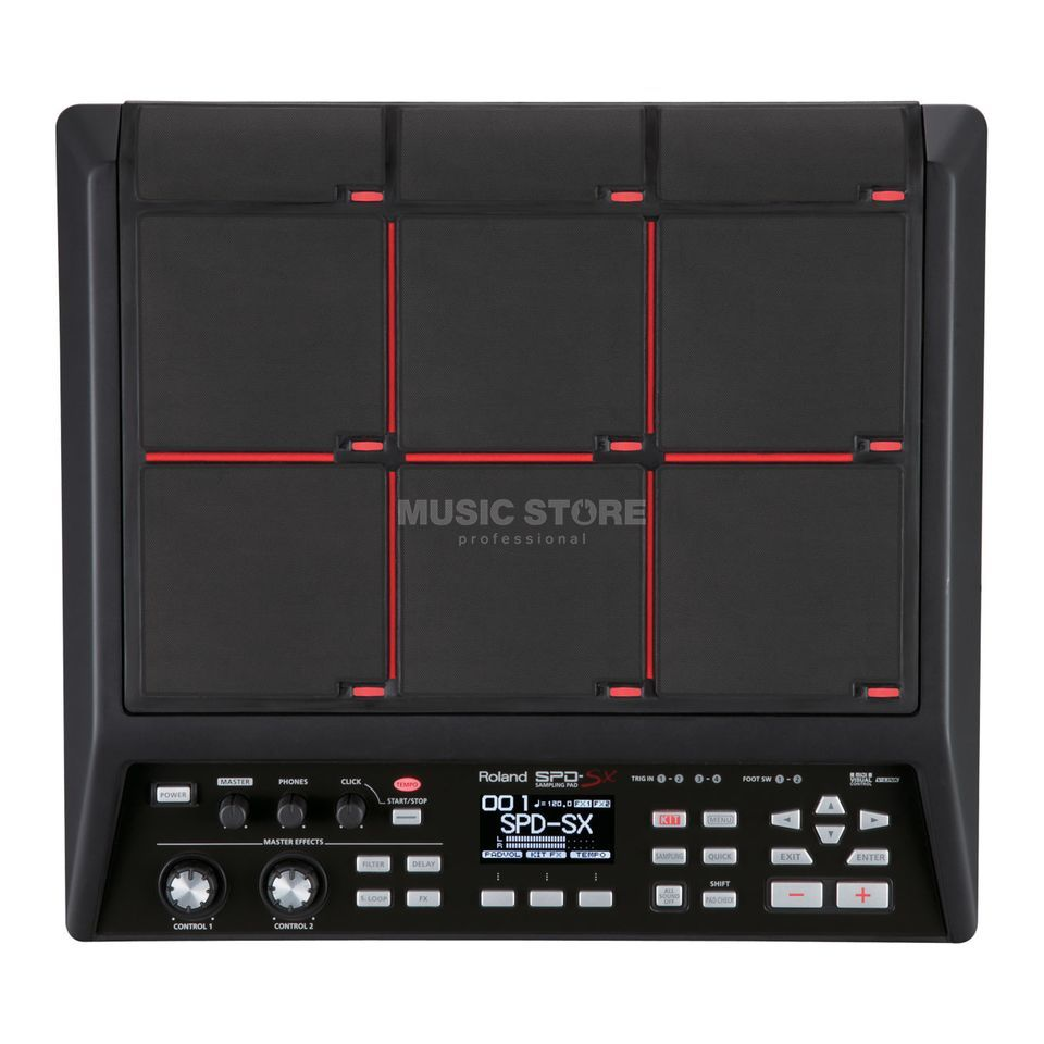 Roland SPD-SX Sampling Pad    Product Image