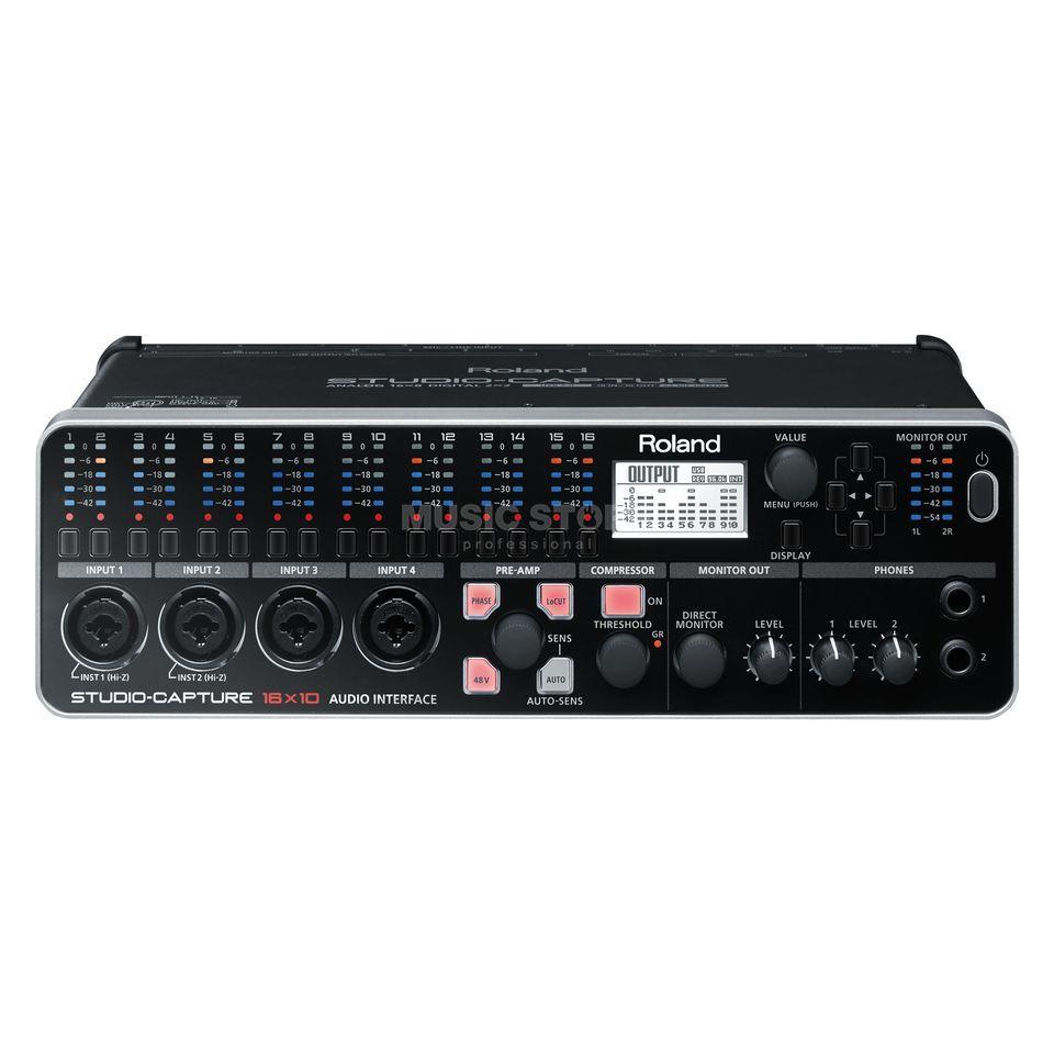 Roland STUDIO-CAPTURE (UA-1610) USB Audio Interface