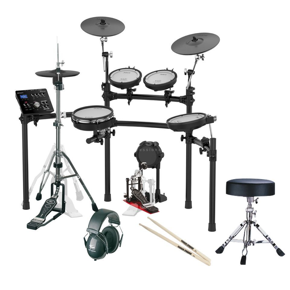 ROLAND TD-25K E-Drum Bundle 1 - Set Produktbild
