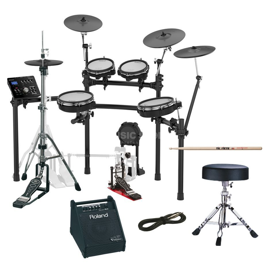 ROLAND TD-25KV E-Drum Bundle 2 - Set Produktbild