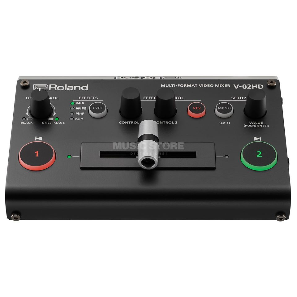 Roland V-02HD Product Image