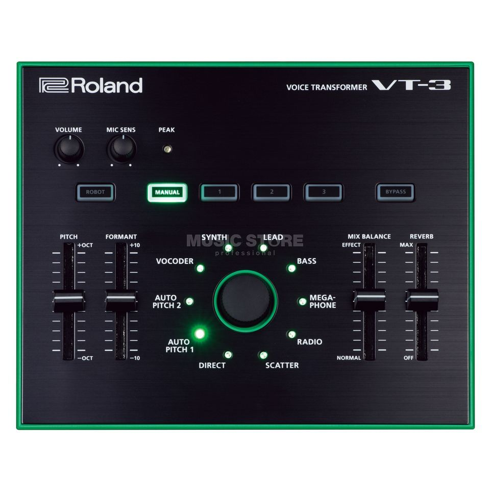 Roland VT-3 AIRA Voice Transformer Product Image