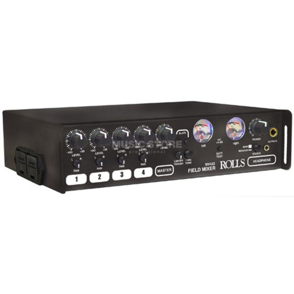 Mx - 422 4-Channel Mic/Line PreAmp, sym