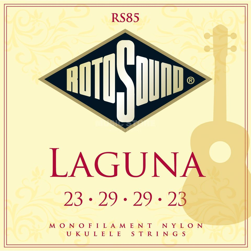 Rotosound Ukulele Strings RS85 Languna Nylon Product Image