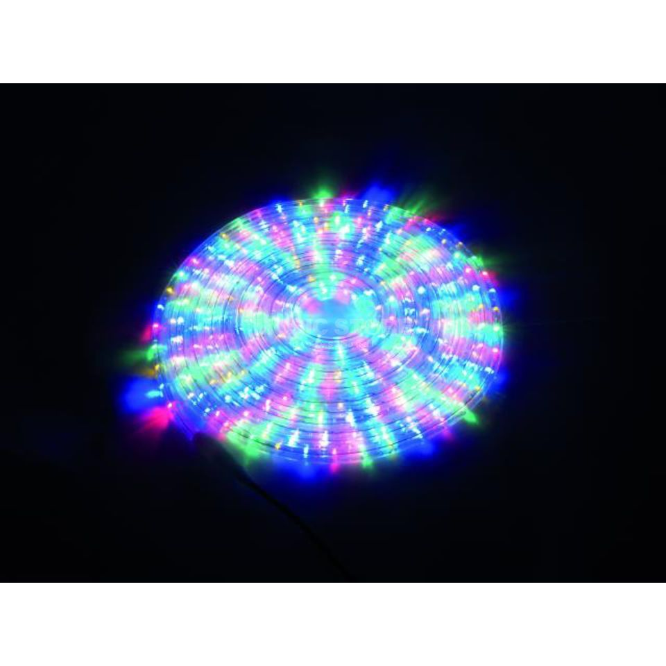 RUBBERLIGHT LED RL1-230V multi-colour 9m  Produktbillede