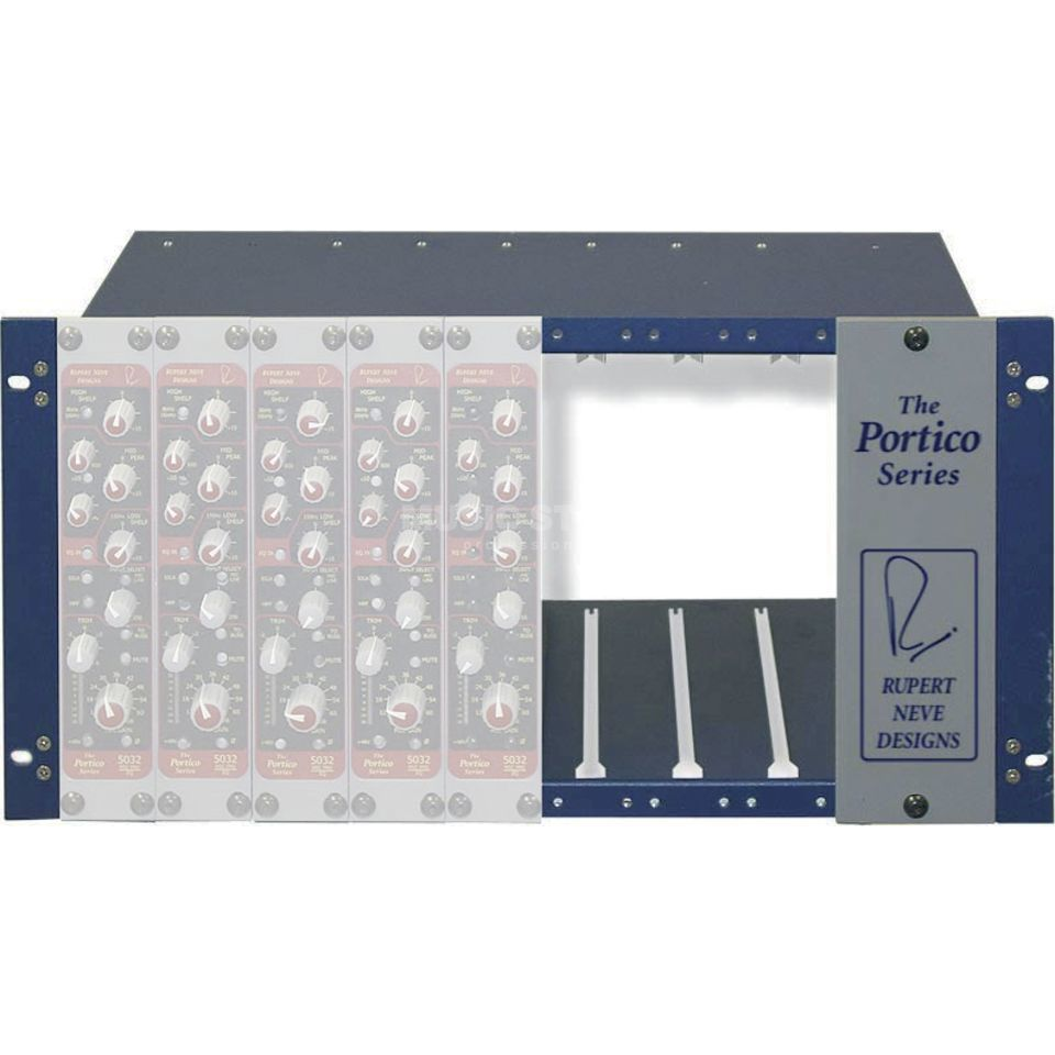 Rupert Neve Designs Portico 5285 - Vertical Rack Rack for 8 RM units Produktbillede