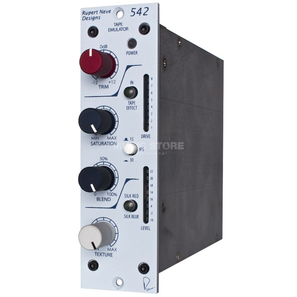 Rupert Neve Designs Portico 542 Tape Emulator for 500 Series Produktbillede