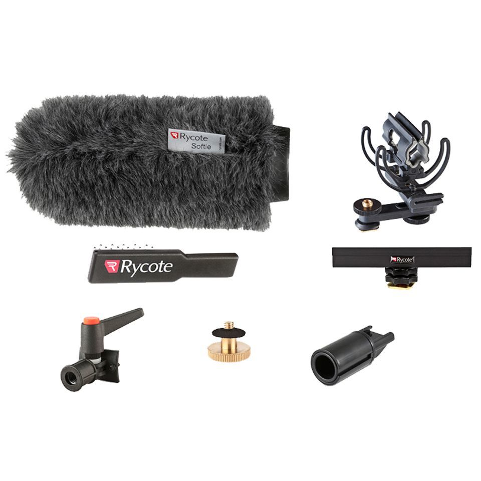 Rycote Classic Softie Kit 18cm fit 19/22mm Diameter Изображение товара