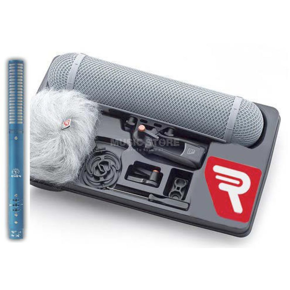 Rycote Modular Windshield WS 4 Kit WS4 + WJ4 + Med. Suspension Produktbild