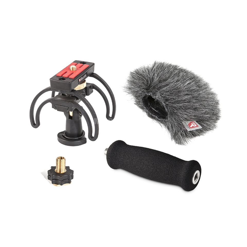 Rycote Portable Recorder Audio Kit Olympus LS-05/10/11/12/14 Produktbillede
