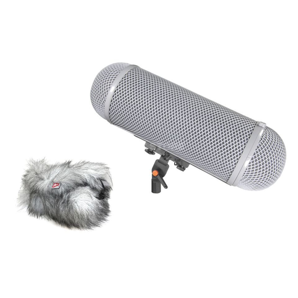 Rycote Stereo Windshield WS AG Single Shank Kit Produktbild