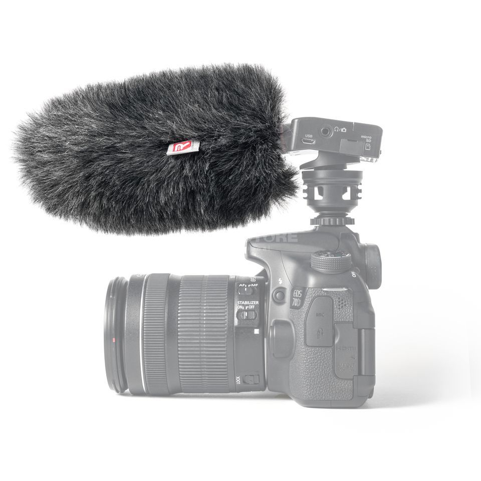 Rycote Tascam DR-10SG Mini Windjammer Product Image