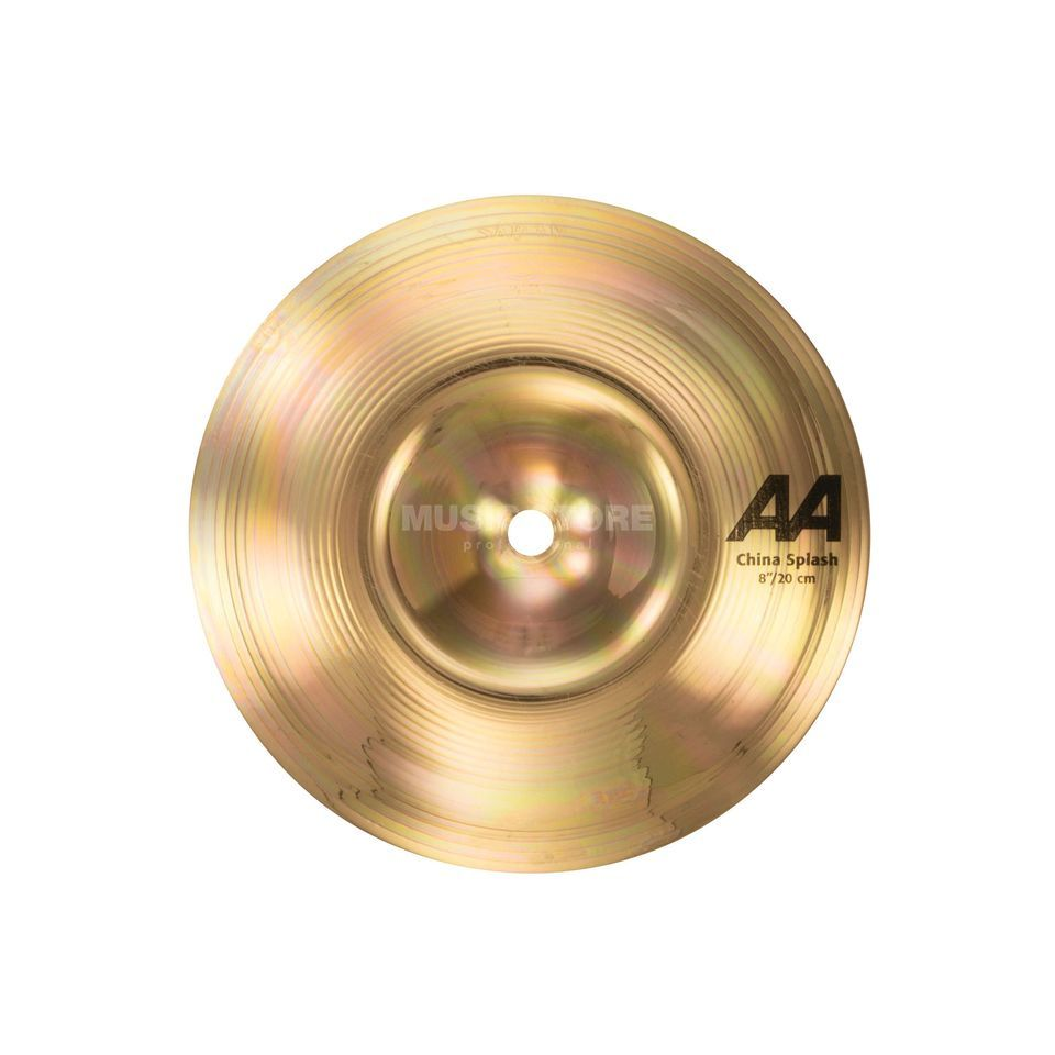 "Sabian AA China Splash 8"" Brilliant Finish, B-Stock Produktbillede"