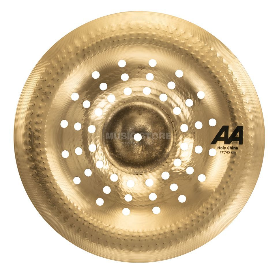 "Sabian AA Holy China 17"", Chad Swithh Signature Produktbillede"