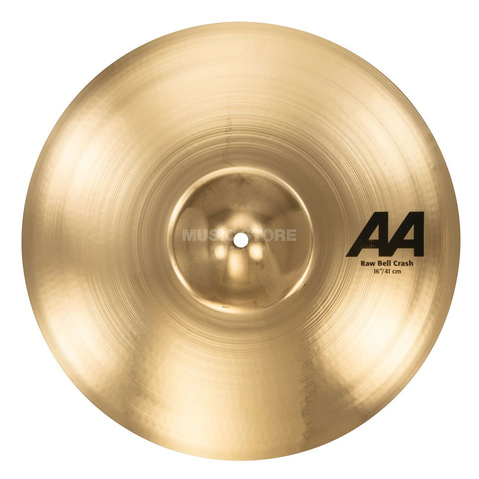 "Sabian AA Raw Bell Crash 16""  Produktbild"