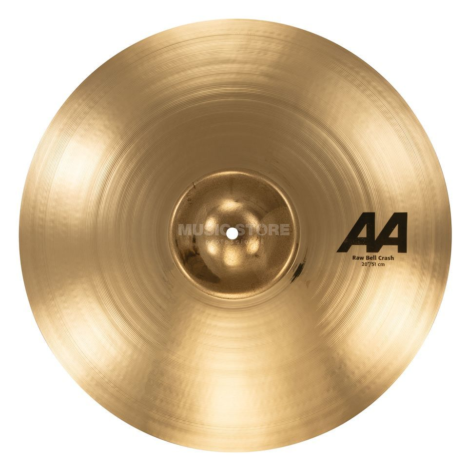 "Sabian AA Raw Bell Crash 20""  Produktbild"