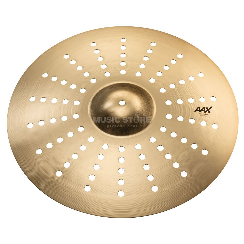 "Sabian AAX Aero Crash 20"", Brilliant Finish Produktbild"