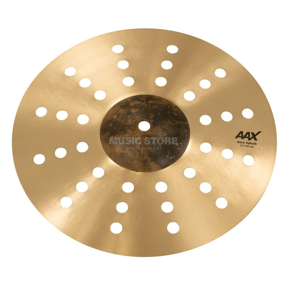 "Sabian AAX Aero Splash 212XAC 12"" Natural Εικόνα προιόντος"