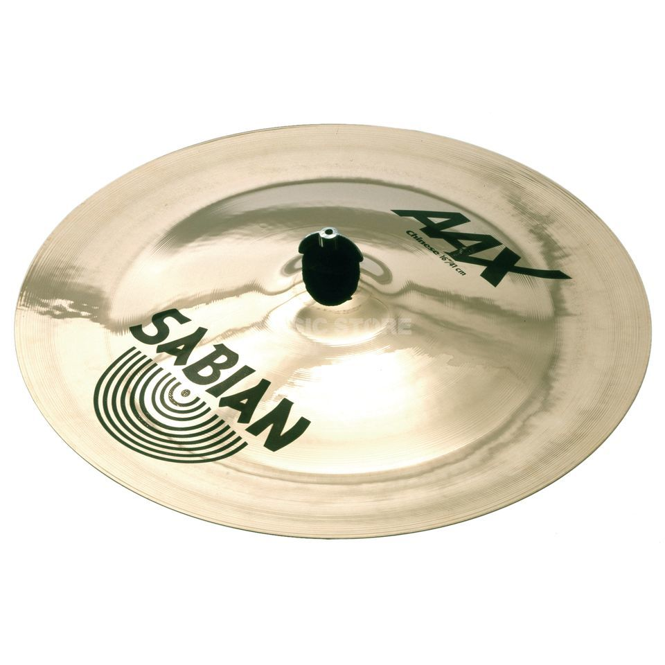 "Sabian AAX China 16"" Brilliant Finish Produktbillede"