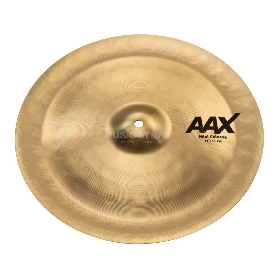 "Sabian AAX Mini China 14"" Brilliant Finish Produktbillede"