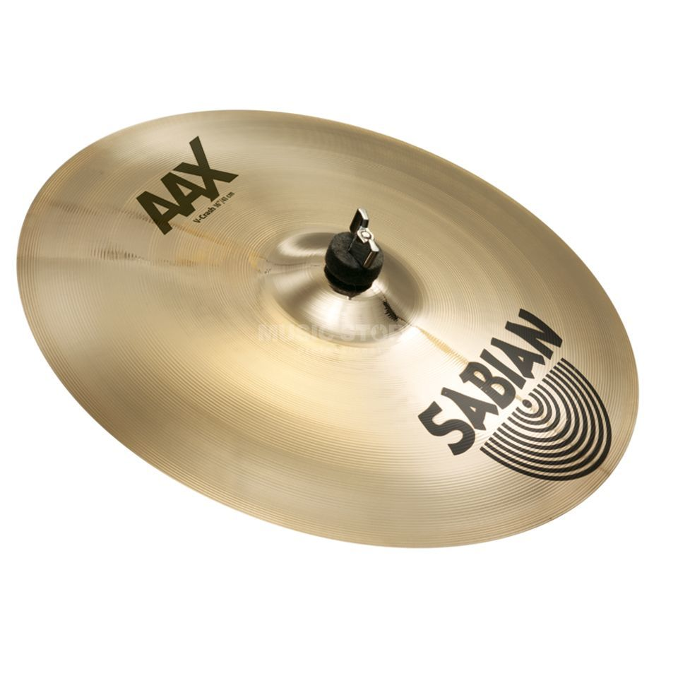 "Sabian AAX V-Crash 16"", Brilliant Finish Produktbillede"