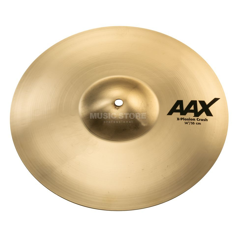 "Sabian AAXplosion Crash 14"" Brilliant Finish Produktbillede"