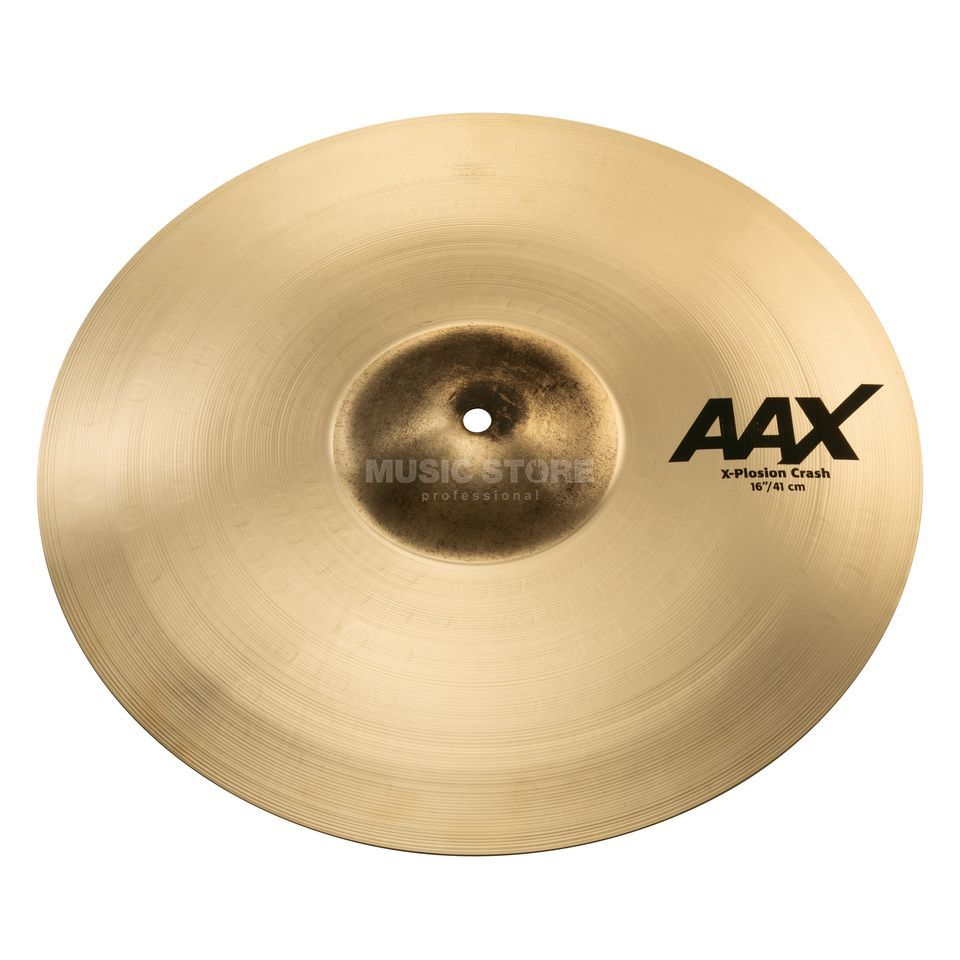 "Sabian AAXplosion Crash 16"" Brilliant Finish Produktbillede"