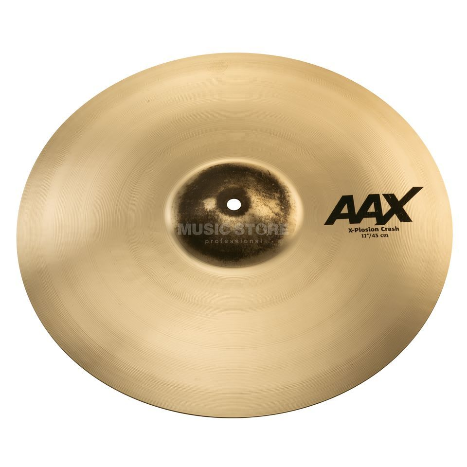 "Sabian AAXplosion Crash 17"" Brilliant Finish Produktbild"