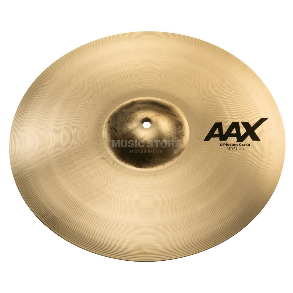 "Sabian AAXplosion Crash 18"" Brilliant Finish Product Image"