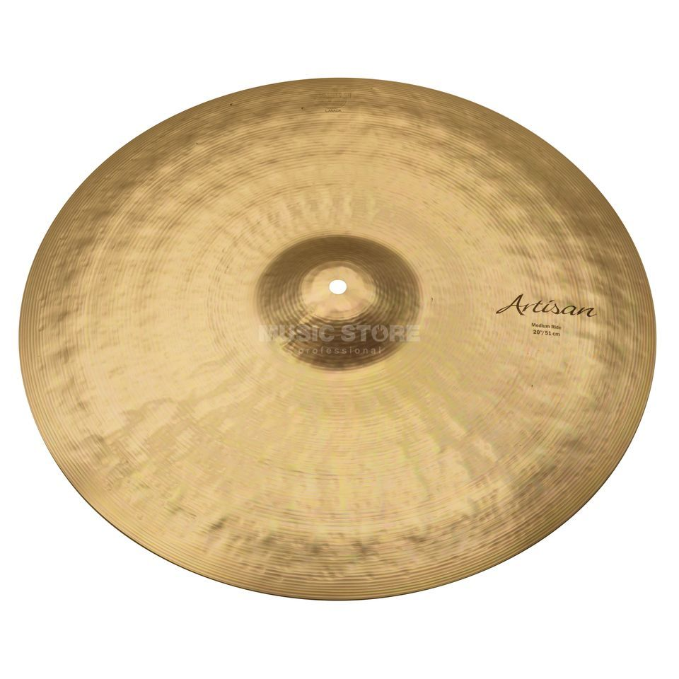 "Sabian Artisan Medium Ride 20"", Brilliant Finish Produktbild"