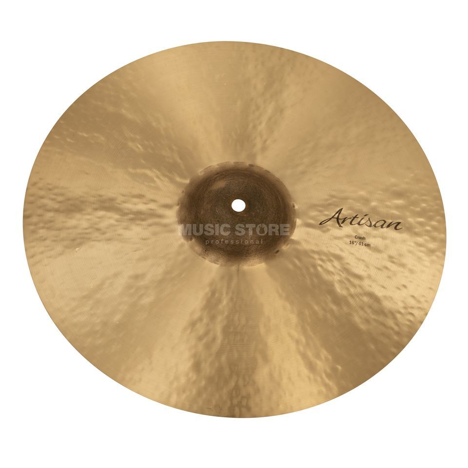 "Sabian Artisan Thin Crash 16"", Natural Finish Produktbild"