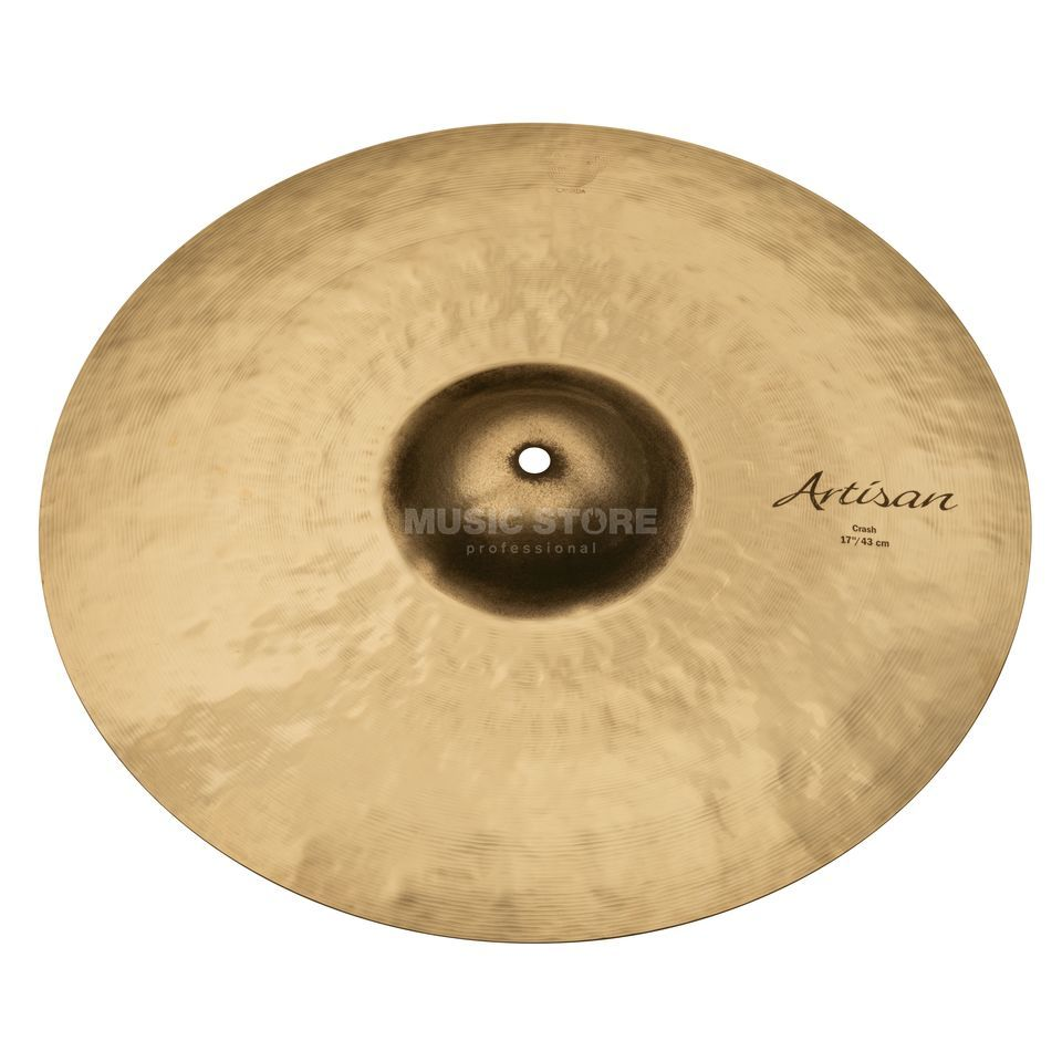 "Sabian Artisan Thin Crash 17"", Brilliant Finish Produktbild"