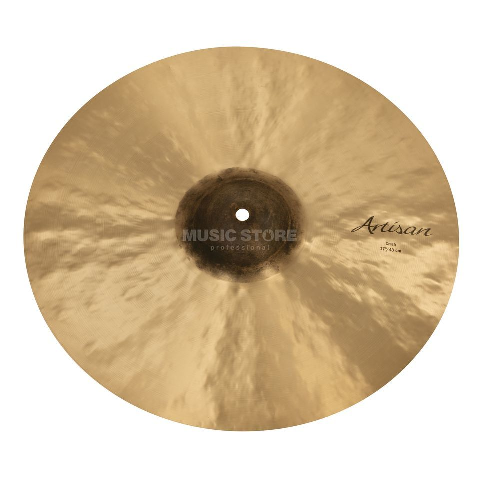 "Sabian Artisan Thin Crash 17"", Natural Finish Produktbild"