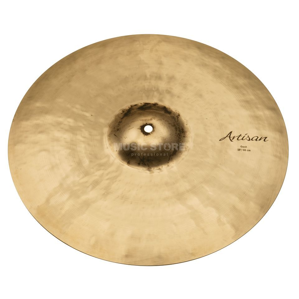 "Sabian Artisan Thin Crash 18"", Brilliant Finish Produktbild"