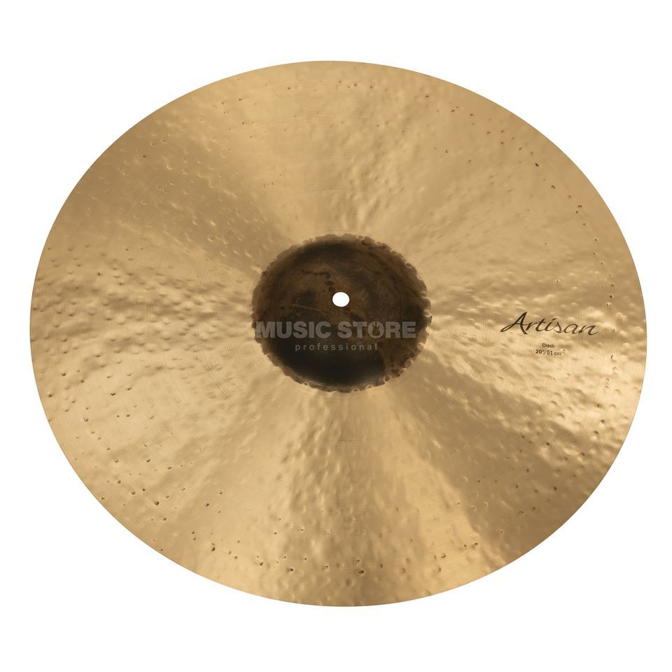 "Sabian Artisan Thin Crash 20"", Natural Finish Produktbild"