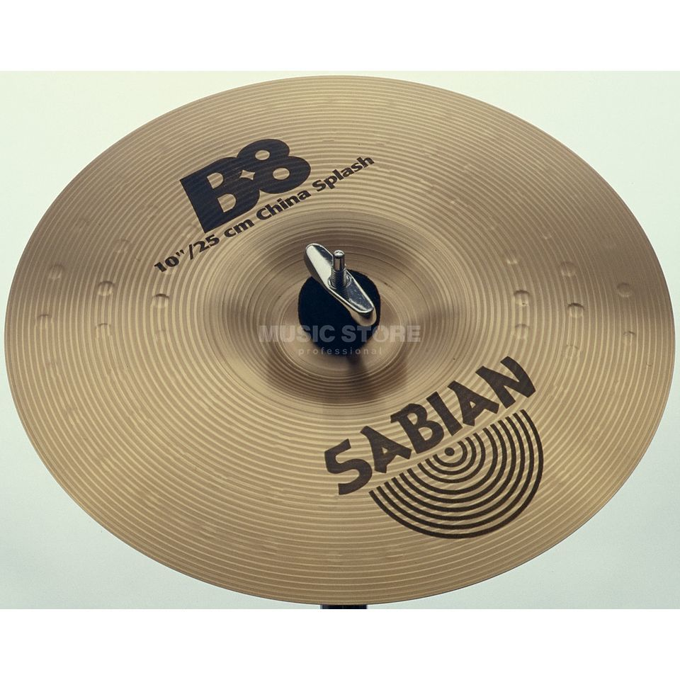 "Sabian B8 China Splash 10""  Produktbillede"