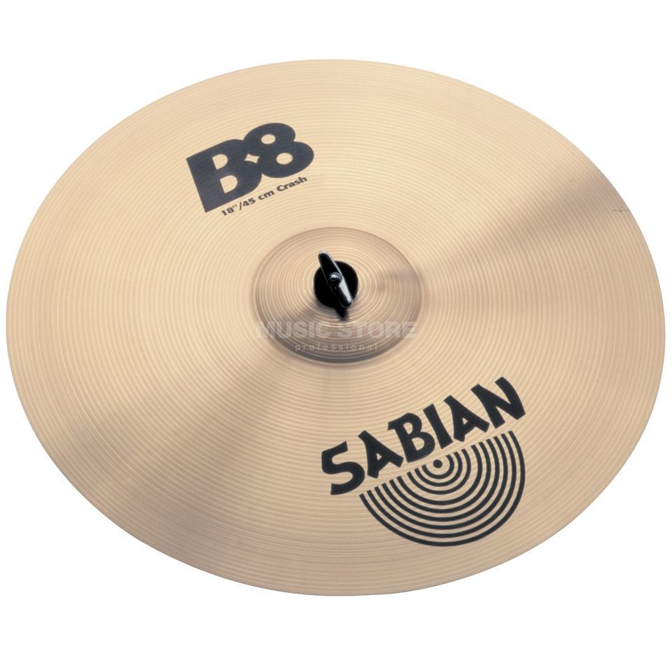 "Sabian B8 Rock Crash 16""  Produktbild"