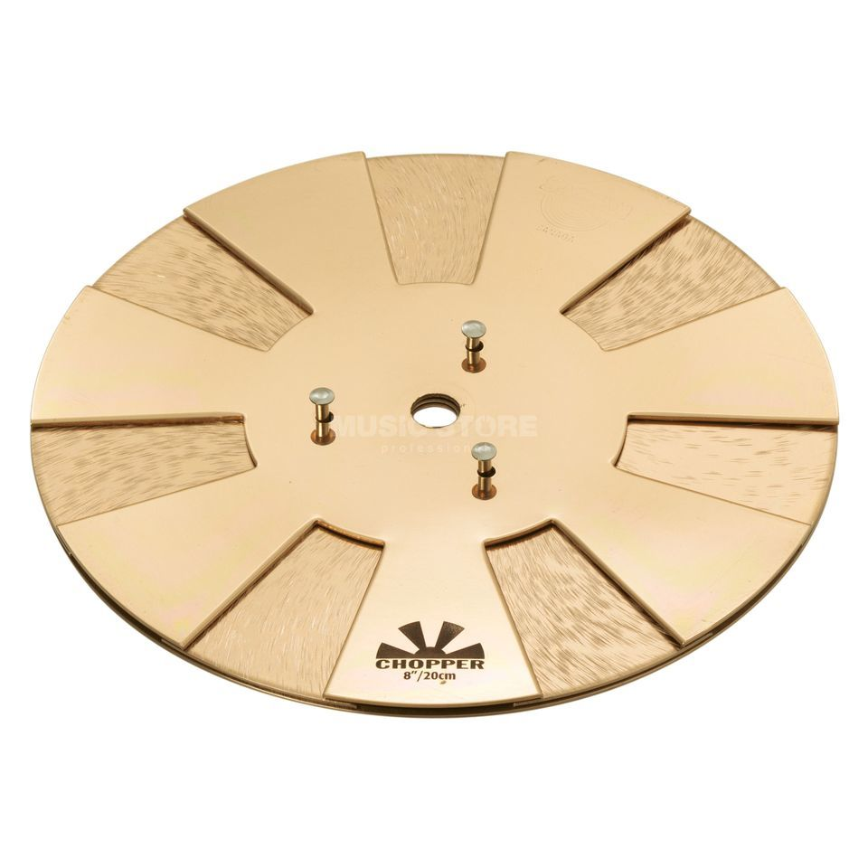 "Sabian Chopper Disc 8""  Product Image"