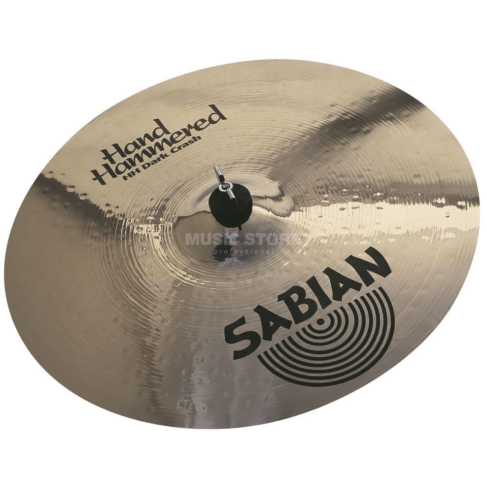 "Sabian HH Dark Crash 18"" Brilliant Produktbillede"