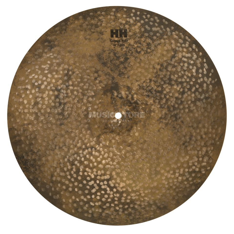"Sabian HH Remastered Garage Ride 18"" Produktbillede"